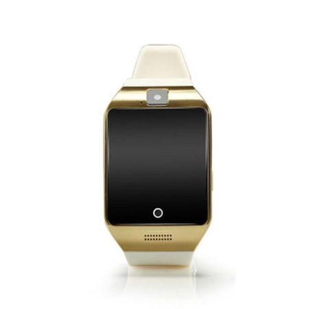 Q18 Okosóra fehér Telefon SIM iOS Android