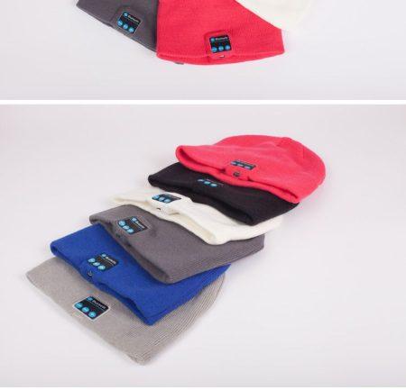 Okos bluetooth sapka - több színben elérhető