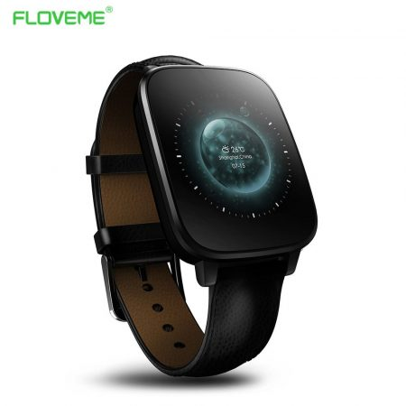 FLOVEME W3 intelligens Watch EKG Sport Fitness Smart watch karóra Bluetooth