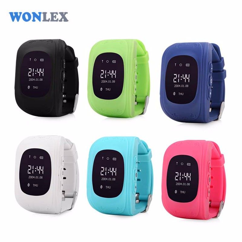 Gyerek okosóra GPS és Bluetooth funkcióval - fehér - okosóra eladó e4867597b0