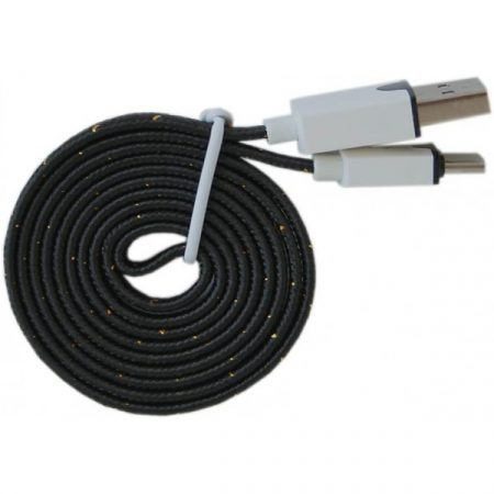 USB C kábel szövet borítással
