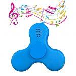 MINI led Bluetooth Fidget Spinner audio  music hangszóró Tökéletes Finger