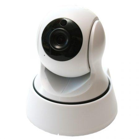 Biztonsági IP Kamera Wifi 720p -mozgás érzékelővel