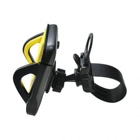 Remax Univerzális biciklis telefontartó RM-C08 - Fekete & Sárga