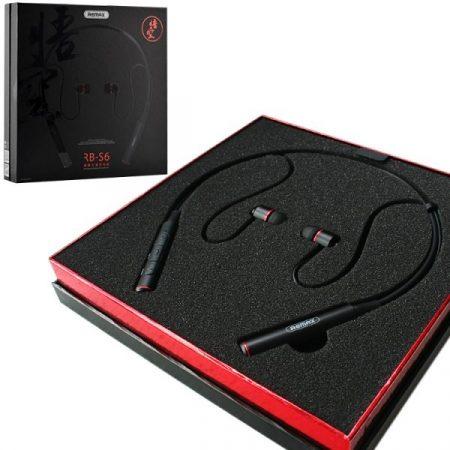 Remax S6 Mágneses fülhallgató