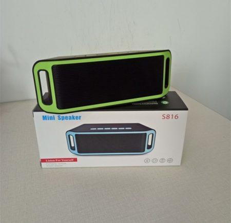 Bluetooth Hangszoró S816
