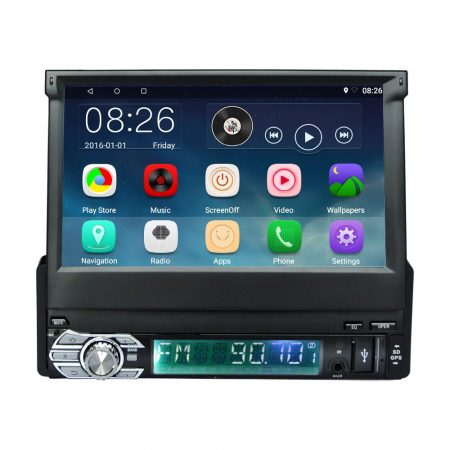 """Univerzális 7"""" autós lejátszó Ezonetronics RM-CT0008"""