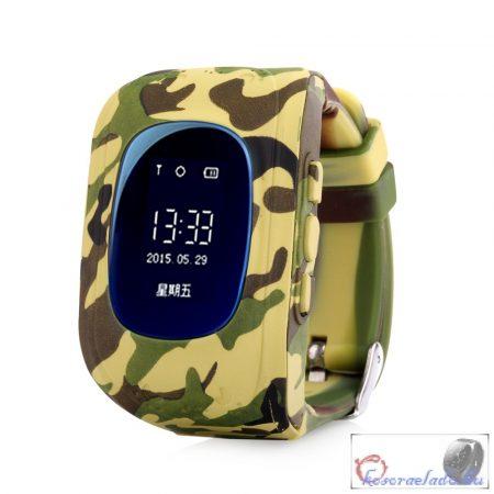 Gyerek okosóra GPS és Bluetooth funkcióval - terep