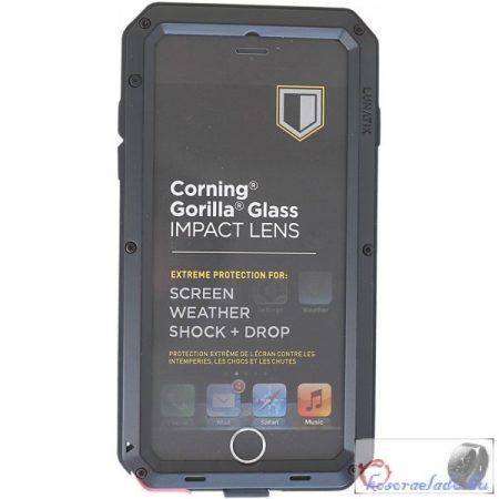 Lunatik iPhone 6 Plus tok Extrém igényekre - Fekete