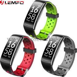 LEMFO Q8 Bluetooth IP68 okoskarkötő