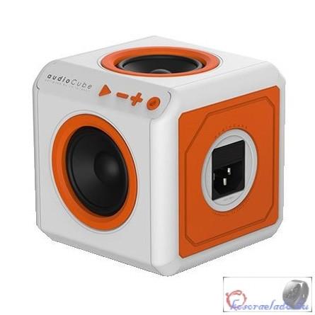 Allocacoc audioCube hordozható hangszóró