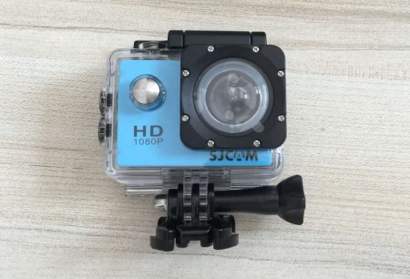 SJCAM SJ4000 Akció kamera, sport kamera, sisak kamera