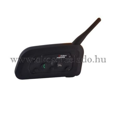 INTERPHONE BLUETOOTH SISAKBESZÉLŐ V-6